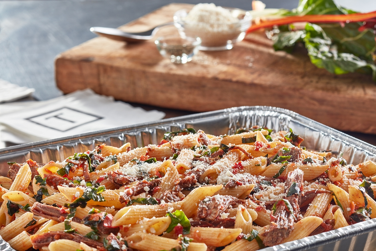 Braised Short Rib Penne