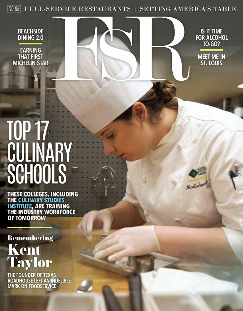 FSR Magazine Cover