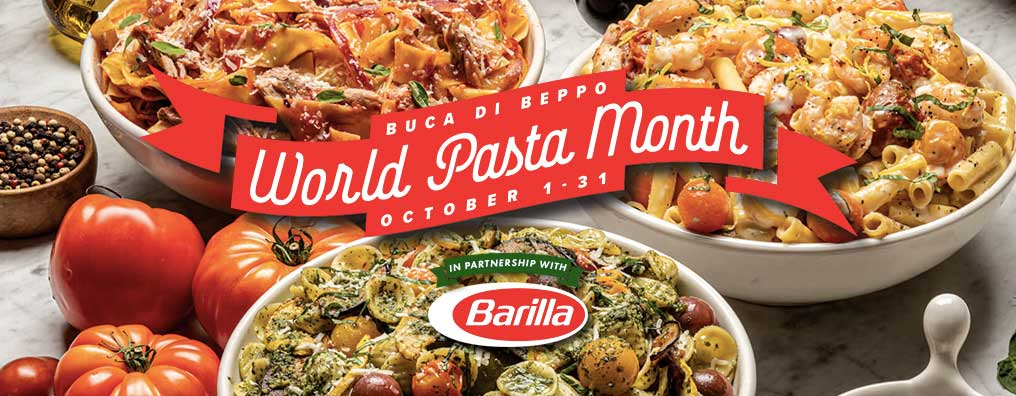 World Pasta Month