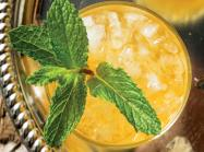 Like many other classic, bourbon-based cocktails, the mint julep remains a hit.