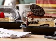 Oreo slice from The Cheesecake Factory.