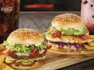 Red Robin introduces the Bacon Curry Burger, Zen Chicken burger and Sparkling Berry Twist to its menu for a limited-time.
