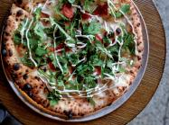 Vegan or dairy? It's hard to tell at Paulie Gee's, a chain of independently owned pizzerias that serve a variety of both.