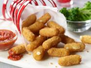 Friendly's Mozzarella sticks.