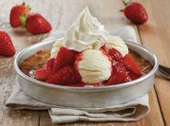 Strawberry Shortcake Pizookie