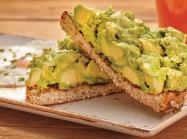 First Watch avocado toast.