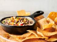 Outback Steakhouse's Three Cheese Steak Dip.