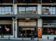 The Twelve Thirty Club entrance.