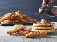 IHOP's crispy chicken and pancakes