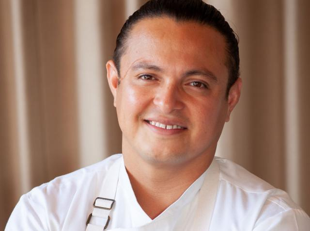 Corporate chef Juan Rivera.