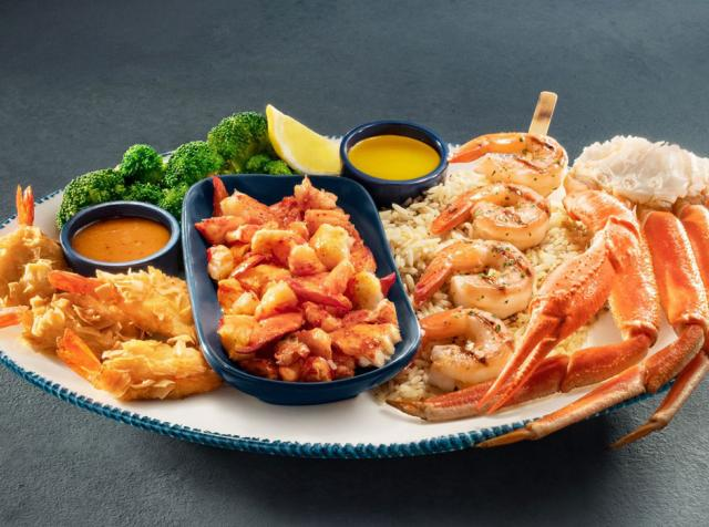 Create Your Own Ultimate Feast at Red Lobster.