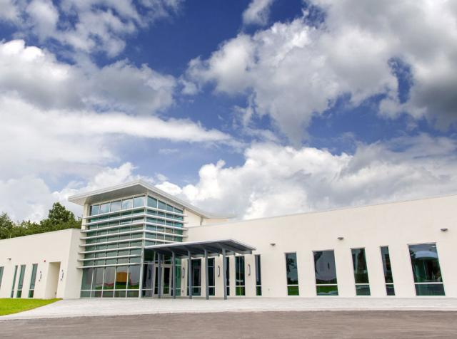 Tampa Maid Foods Innovation Center.