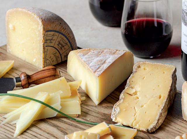 Jordan Vineyard & winery adds depth to its signature wines through cheese pairings.