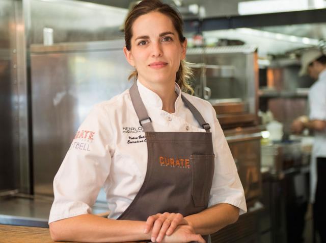 Curate Chef Katie Button.