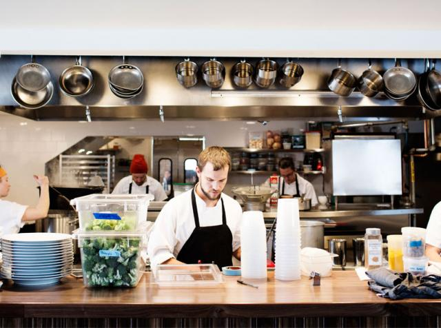 The Big And Small Of Restaurant Kitchens Fsr Magazine
