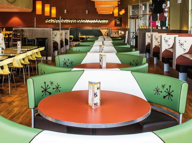 The Top 50 Emerging Restaurant Chains