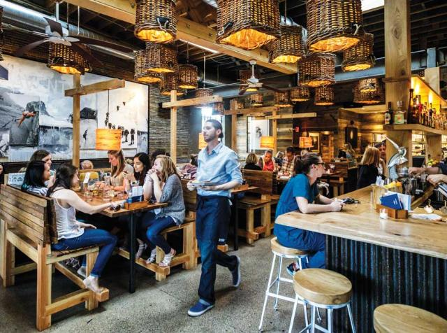 Top 50 Emerging Restaurant Chains
