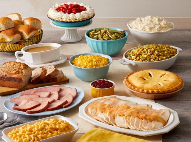 Bob Evans Christmas Dinner 2021 Bob Evans Offering Fully Prepared Farmhouse Feast For Easter Fsr Magazine