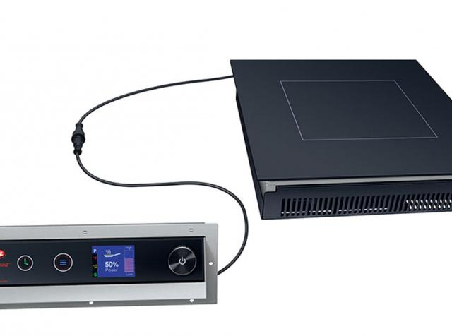 Hatco S Rapide Cuisine Built In Induction Range Provides Ultimate