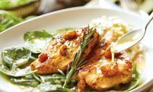 Olive Garden's Garlic Rosemary Chicken