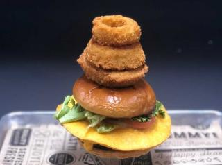 Main Event's Area 51 Burger