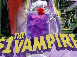 Applebee's Vampire drink