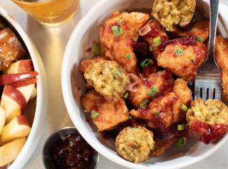 Buffalo Wings & Rings winter menu item.
