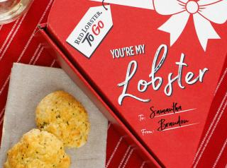 "Starting February 10, ""cheddar baes"" everywhere can give the gift of cheesy and buttery indulgence."