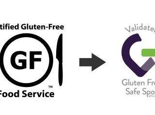 The Gluten Intolerance Group logo.