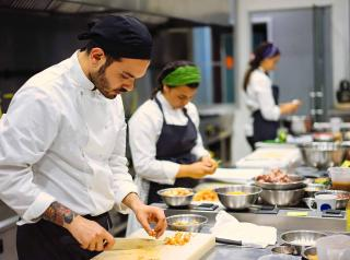 San Francisco Cooking School (SFCS)