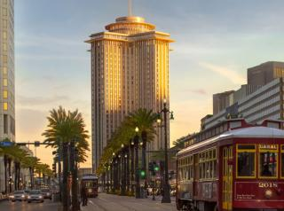 Four Seasons Hotel and Private Residences New Orleans.