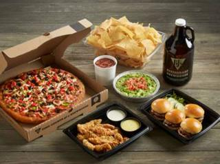 BJ's Restaurants & Brewhouse Homegating Pack.