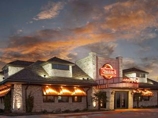 The exterior of a Cheddar's Scratch Kitchen restaurant.