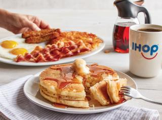 Pancakes, sausages, hash browns, and eggs: IHOP has stayed trued to breakfast for 60 years.