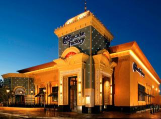 Exterior of The Cheesecake Factory