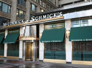 McCormick & Schmick's is being sued for sexual harassment.