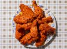 Jolene's Nashville Hot wings.