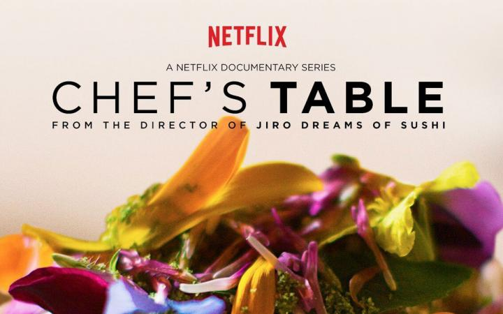 Chef's Table is a hit on Netflix.