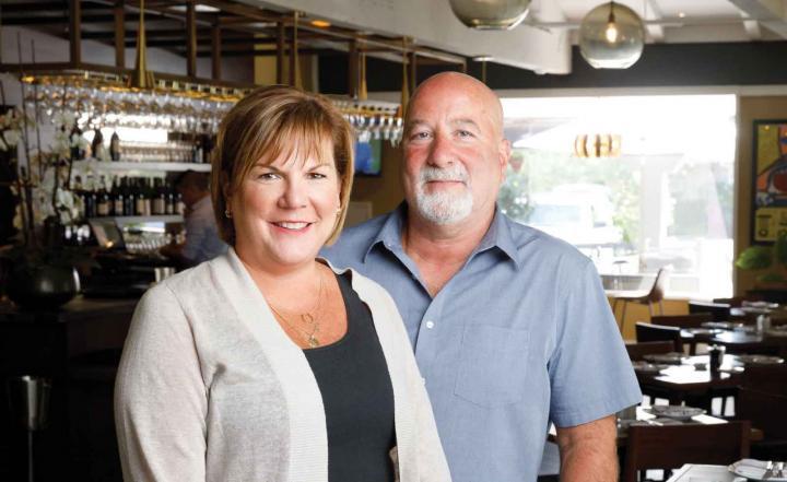 Terri and Mark Stark