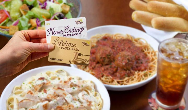 Olive Garden To Go Lifts Darden Profits: Olive Garden Is Putting On A Clinic In Restaurant