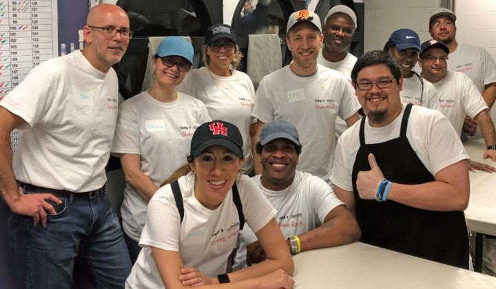 The Houston-based chain Luby's amps up its community engagement by letting local nonprofits apply to host a fundraising event at a Luby's for an evening,