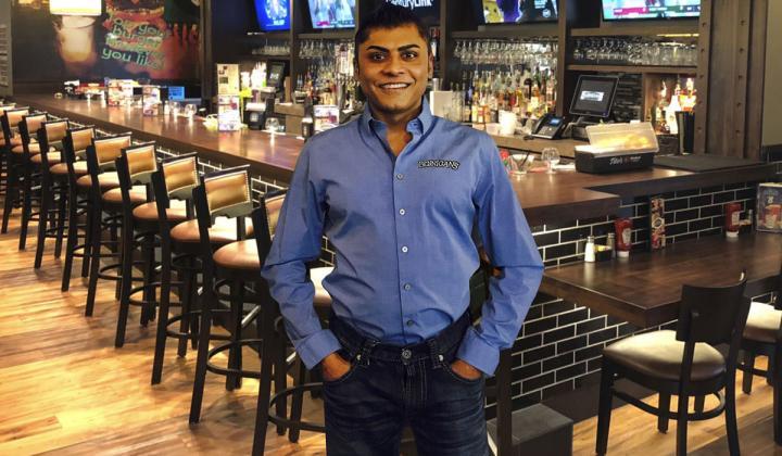 Bennigan's franchisee Subhir H. Patel.