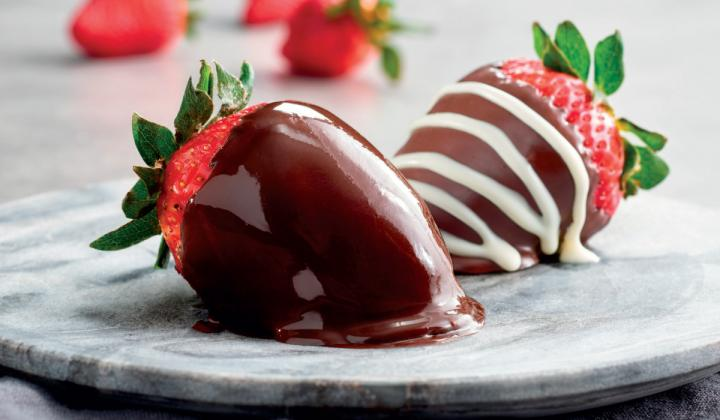 At the Melting Pot, Valentine's specials go beyond fondue-dipped Strawberries.