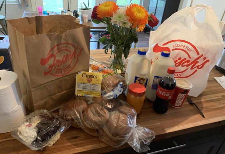 Frisch's Big Boy Restaurants groceries.
