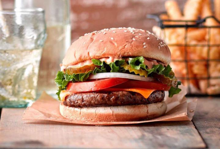 Bush's Burger