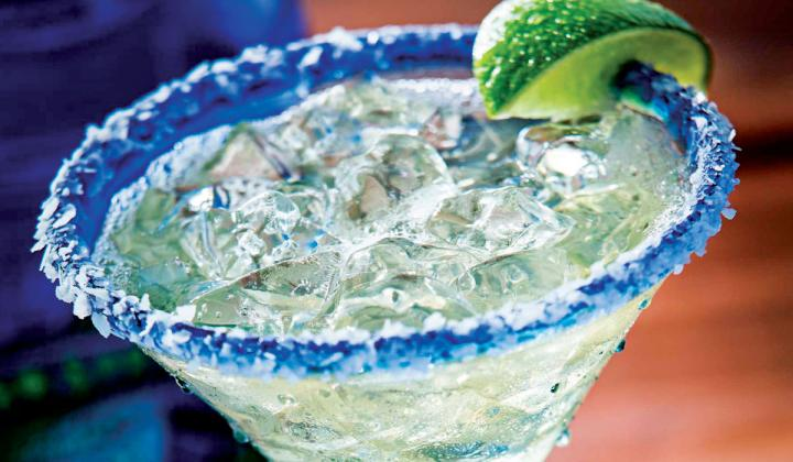 The Casa Margarita was served during the Frye Festival–themed pop-up at Replay Lincoln Park.