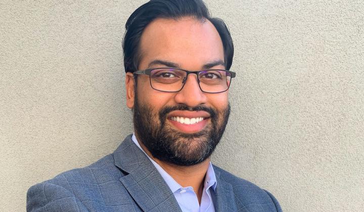 Gourav Patel.