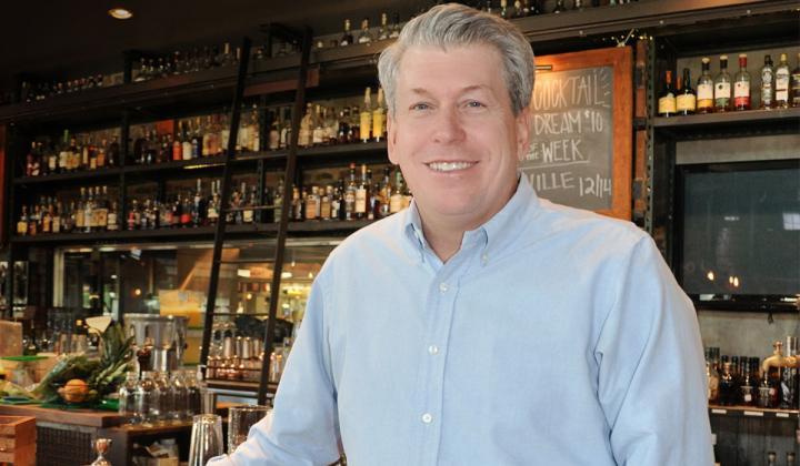 Whiskey Cake Kitchen & Bar president Ray Risley.
