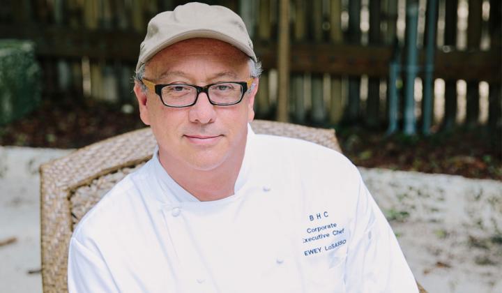 Chef Dewey Losasso.