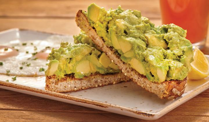 First Watch avocado toast.
